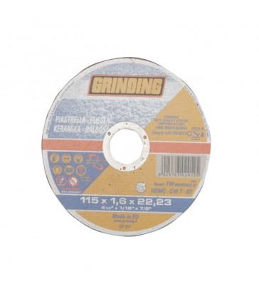 GRINDING MINIDISCO PER CERAMICA D.115X1,6