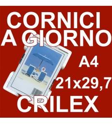 CORNICE A GIORNO PER QUADRI CM. 21X29,7