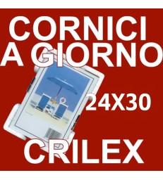 CORNICE A GIORNO PER QUADRI CM 24X30