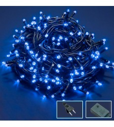 LED 180 LUCI CON CONTROLLER BLU