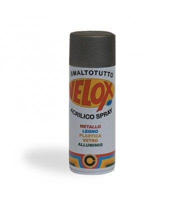 VELOX SPRAY ANTIRUGGINE GRIGIO