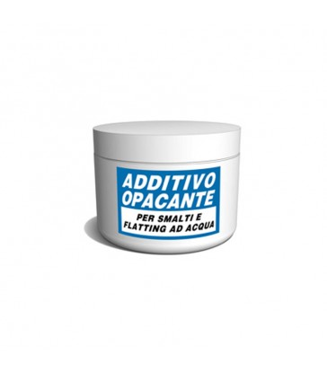 ADDITIVO OPACANTE PER SMALTI E FLATTING AD ACQUA