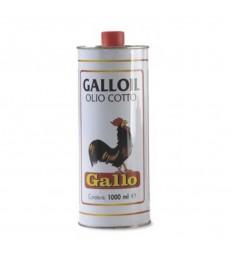 """OLIO DI LINO COTTO """"GALLO"""""""