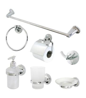 Kit accessori da bagno 'TATA LINDA
