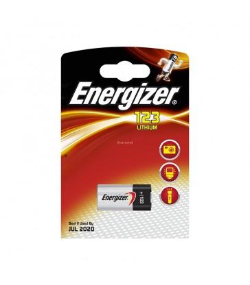 PILA A LITIO ENERGIZER 123A