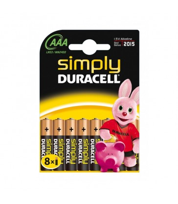 PILE DURACELL SIMPLY