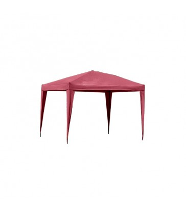 GAZEBO RAPID BORDEAUX 3X3