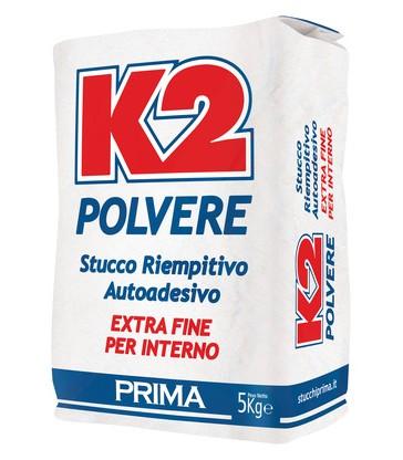 """STUCCO IN POLVERE """"K2"""" DA KG. 5"""