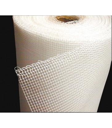 RETE PER INTONACO maglia mm. 5x5 rotolo da mt. 1x50. gr/m2 75