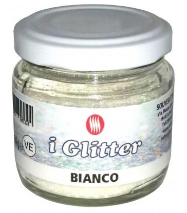 GLITTER COLORE ARGENTO