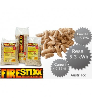 PELLET AUSTRIACO FIRESTIXX