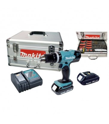 TRAPANO MAKITA SUPERKIT LI-ION