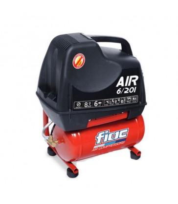 COMPRESSORE FIAC AIR 6/201 LT.6
