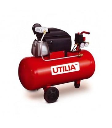 """COMPRESSORE """" UTILIA """" 2HP 50 LT."""